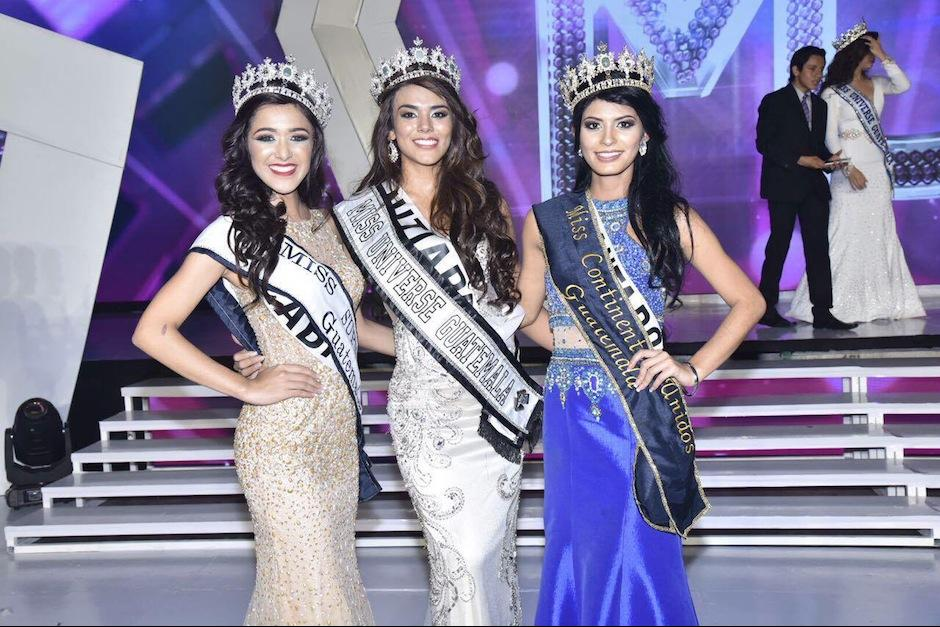 Miss Universe 2016 contestants Guatemala2