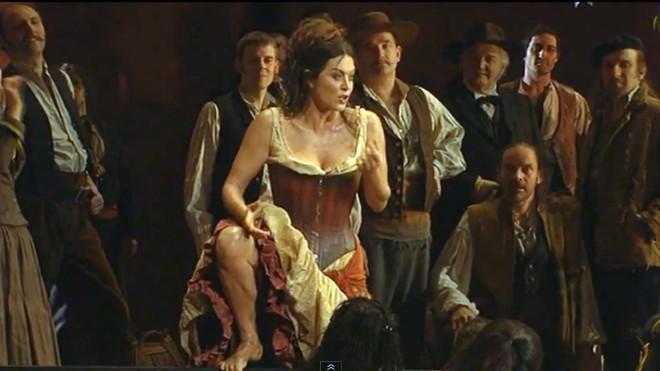 Opera Carmen di Bizet