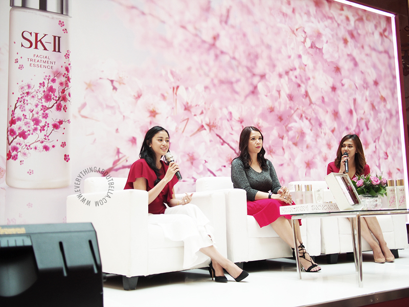 SK-II Sakura Facial Treatment Essence Indonesia Blogger