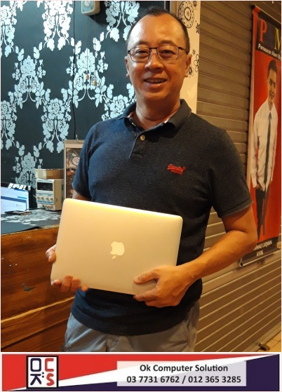 [SOLVED] NO DISPLAY MACBOOK PRO A1502 | REPAIR MACBOOK DAMANSARA 7