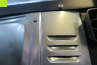 Schlitze: Andrew James – 23 Liter Mini Ofen und Grill mit 2 Kochplatten in Schwarz – 2900 Watt – 2 Jahre Garantie