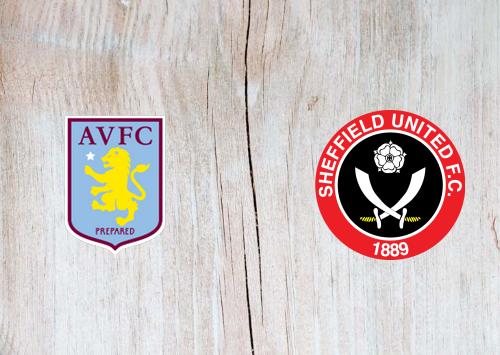 Aston Villa vs Sheffield United -Highlights 17 June 2020