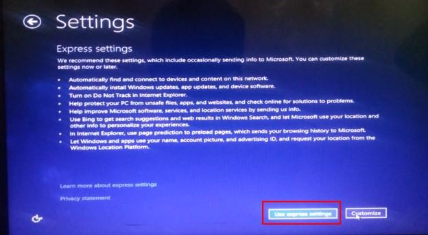 Cara Instal Windows 8 Via USB