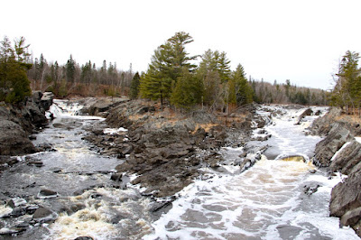 St. Louis River, downstream of proposed PolyMet project