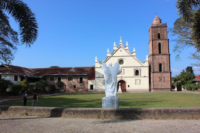 San Vicente Ferrer Church Complex in Dupax Del Sur | Architectural Heritage in Nueva Vizcaya