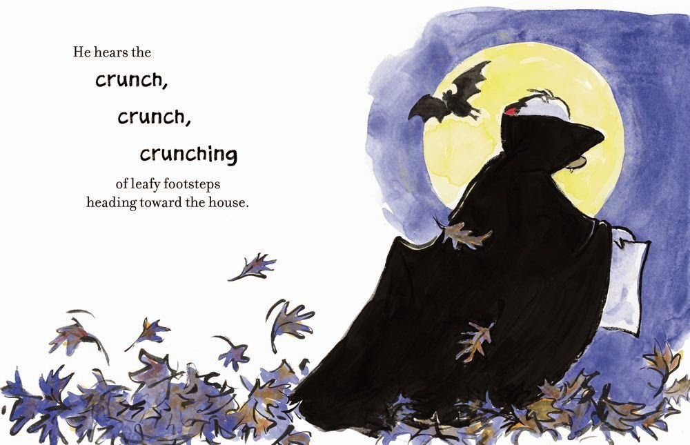Halloween Shadow Garland Craft for preschoolers