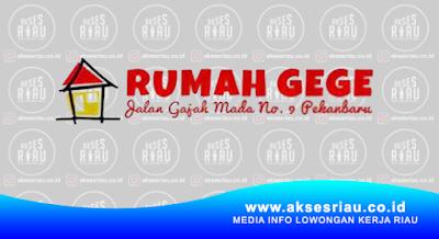 Rumah Gege Pekanbaru