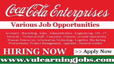Coca-Cola Beverages Company Jobs And Career Opportunities | Pakistan