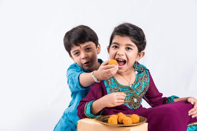 Raksha Bandhan Images for Children