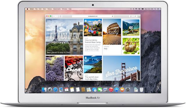 Niresh Mac OS X Yosemite Free Download