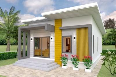Desain Rumah Minimalis Harga Murah