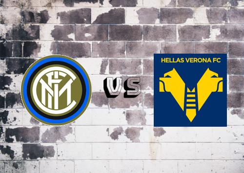 Internazionale vs Hellas Verona  Resumen y Partido Completo