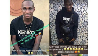 "Mapoly Student Wakes Up Screaming ""My Money's Inside The Well,"" Plunges Inside"