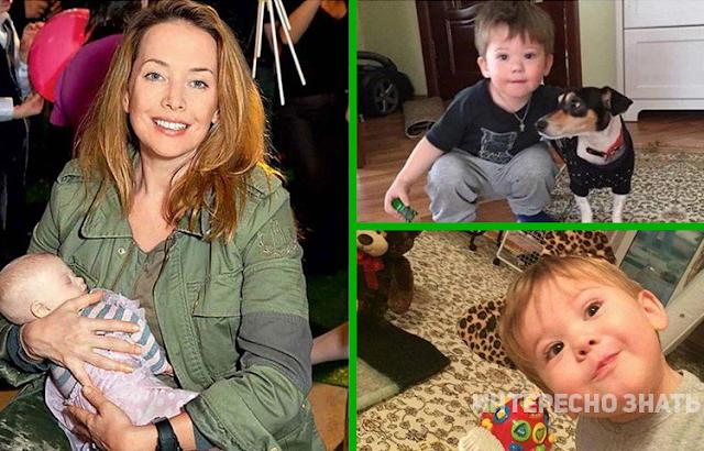 В Сети появились редкие фото беременной Жанны Фриске
