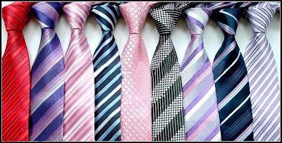 cara memakai dasi