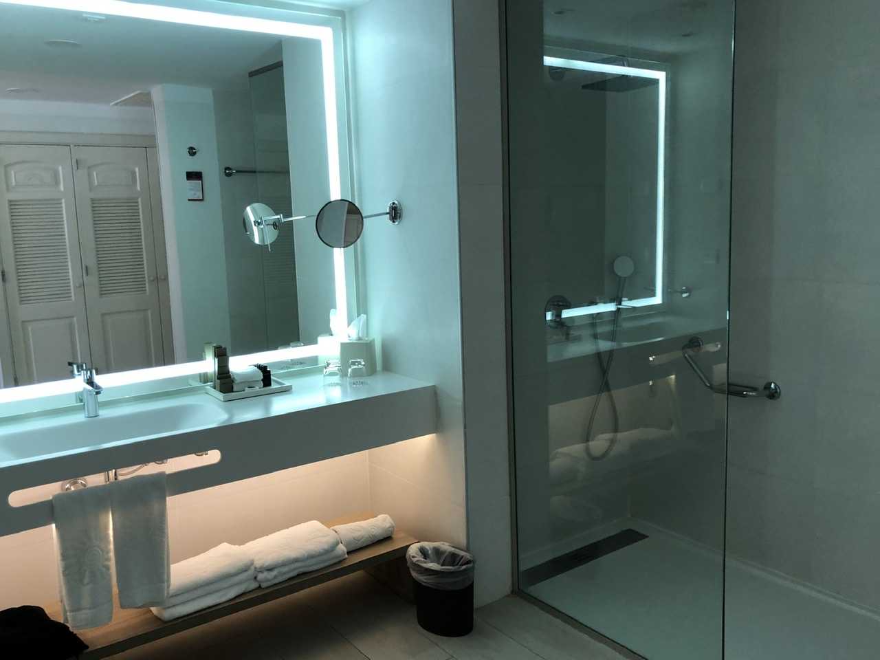 Bahia Principe Review Ambar Bathroom