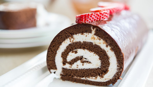 Yule Log Ice Cream Cake reviews
