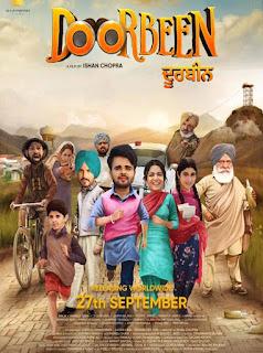 Doorbeen 2019 Punjabi 720p WEBRip