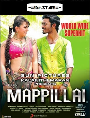Mappillai 2011 Dual Audio HDRip 480p 200mb HEVC x265