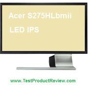 Acer S275HLbmii LED IPS monitor review