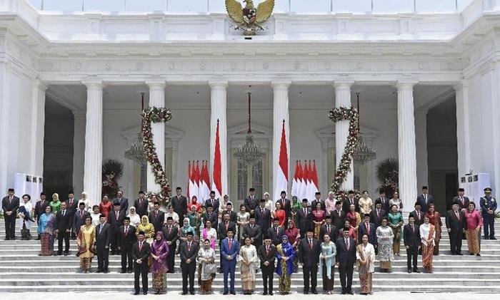 Intip Gaji Menteri Indonesia Maju, Gede Mana Sama DPRRI