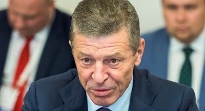 """Козак потребовал от Украины немедленного закрепления в Конституции """"особого статуса"""" ОРДЛО"""