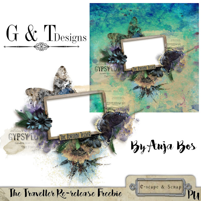 G&T Designs - Whimsical Vol.3 & Freebies