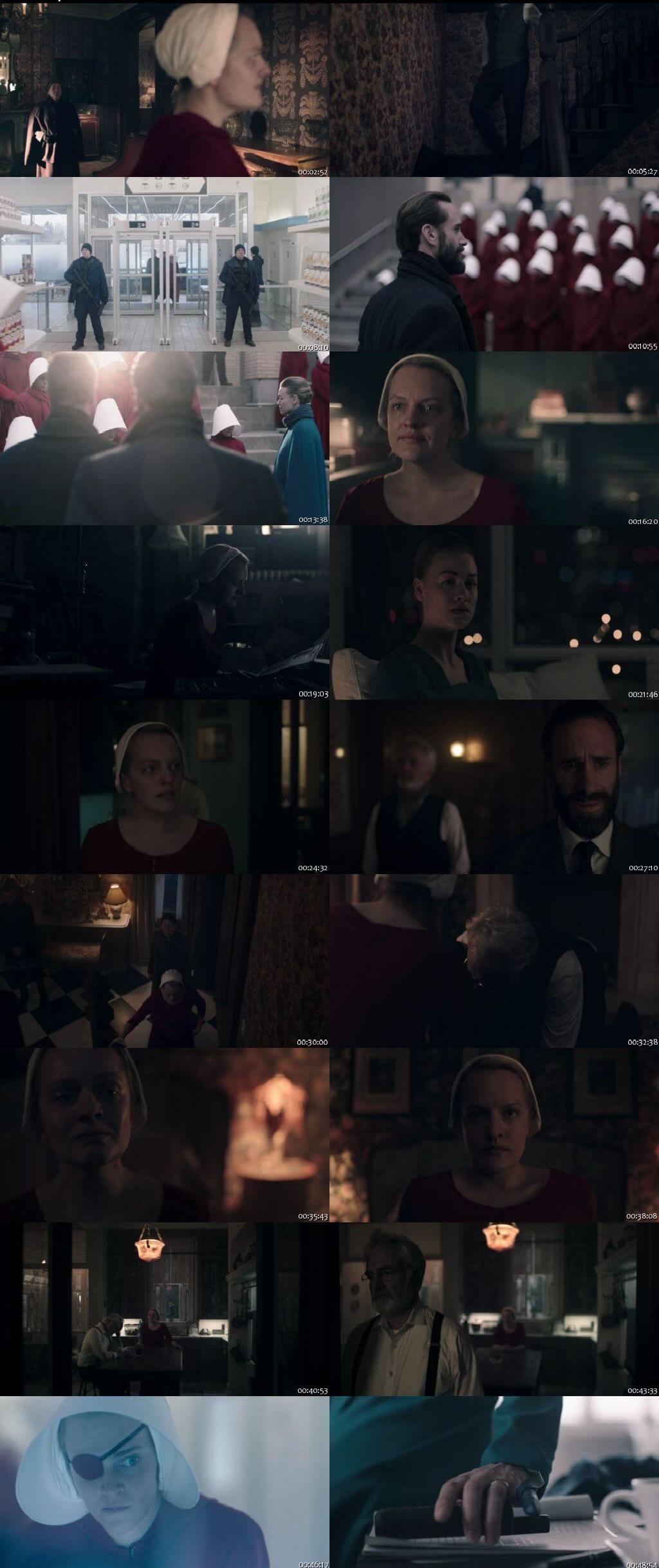 Screenshots Of English Show The Handmaids Tale Season 03 Episode 10 2019 WEB-DL 720P 300MB