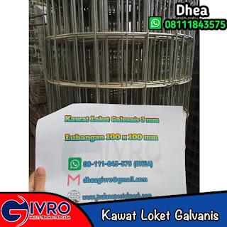 Kawat Loket Harga Pabrik