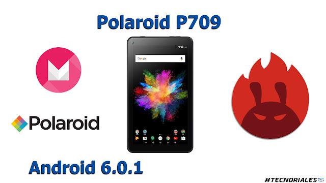polaroid p709 antutu benchmark