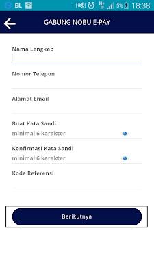 Cara Mendapatkan Voucher Alfamart Gratis Terbaru dari Aplikasi NobuePay