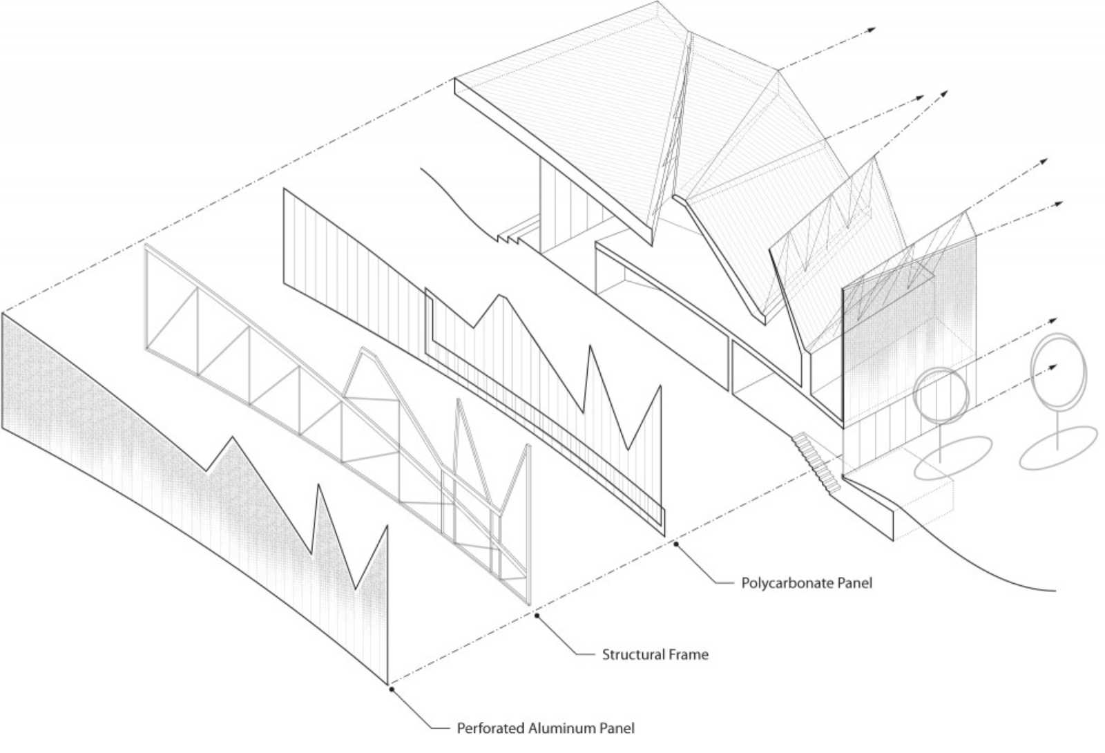 Architecture Now And The Future Manufacturing Technology Office By Brooks Scarpa