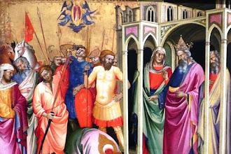 Vida dos Santos Caio e Sotero, Papas