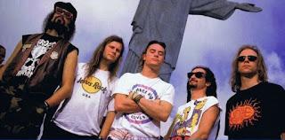 La banda america FAITH NO MORE