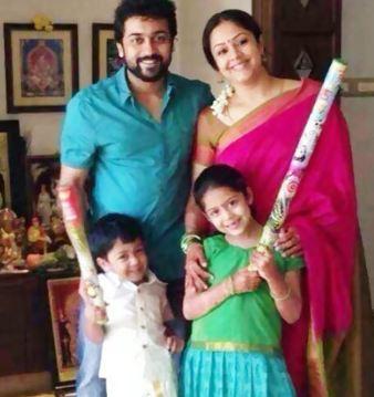 Jyothika Family Husband Biography Parents children's ...