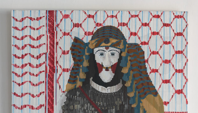 Έκθεση του Δημ. Παπαχρήστου «Πρόβλεψη μιας επερχόμενης κουλτούρας» στο Πολεμικό Μουσείο Ναυπλίου