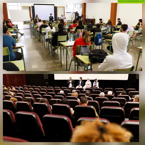"""Las jornadas """"Tadamun"""" reactivan el hermanamiento de Los Llanos con la Daira de Bucraa en los campamentos saharauis y favorece la incorporación del municipio a la red FEDISSAH"""