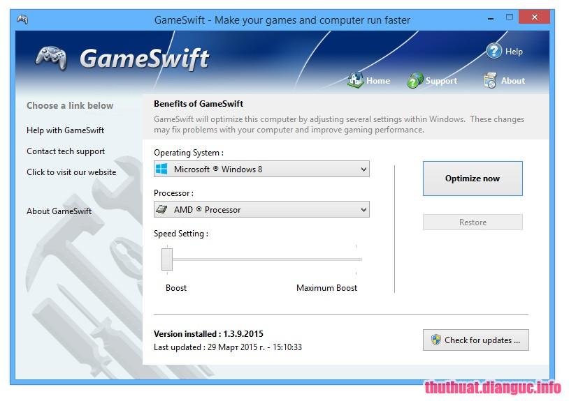 Download PGWARE GameSwift 2.5.27 Full Cr@ck