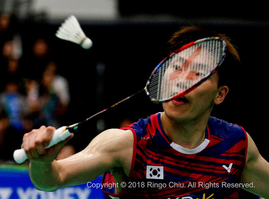 20180617 2018 U.S. Open Badminton Championships men's and women's singles final