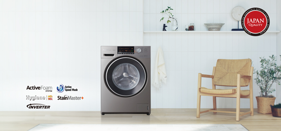 Máy giặt Panasonic NA-128VX6LV2