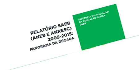Relatório SAEB 2005-2015