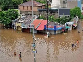 मध्य प्रदेश के जिलों में बने बाढ़ जैसे हालात, कैसे हुए तालाब में तब्दील..