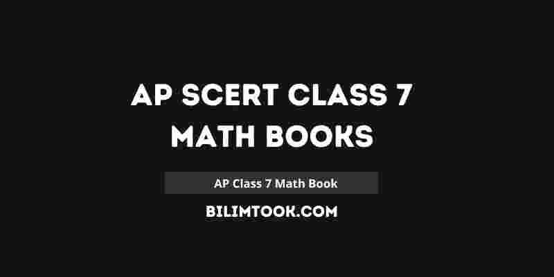 AP SCERT Class 7th Math Book PDF Download 2021