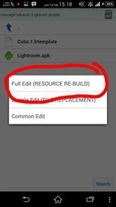 Cara Mudah Memasukan Preset Ke lightroom Mobile di Android - Kata Mastah