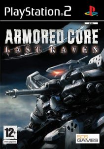 Download Armored Core: Last Raven (2005) PS2