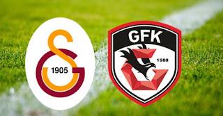 Galatasaray - Gaziantep FK Maçını Canlı izle
