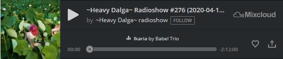 heavy dalga show #276 folk rock