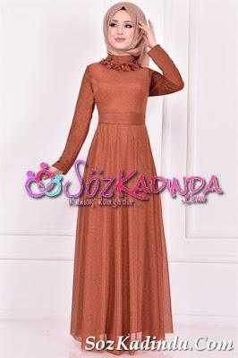 simli en güzel abiye elbise modelleri ve fiyatları
