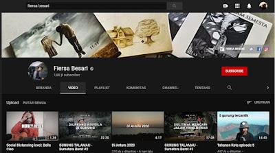 7 Penulis Sekaligus Youtuber Bertema Kepenulisan Yang Harus di-Subscribed!