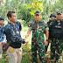 Satgas Raider 300 Kembali Membongkar Ladang Ganja Di Papua